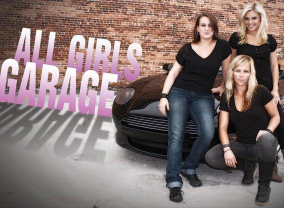 All Girls Garage Next Episode