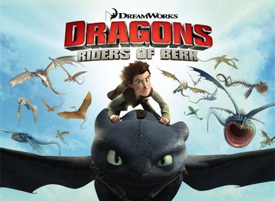 Dreamworks Dragons Next Episode