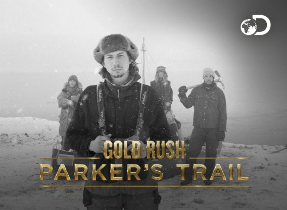 Gold rush parkers trail