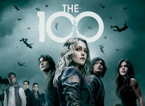 the 100 episodes