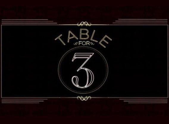 wwe table for 3 next episode. Black Bedroom Furniture Sets. Home Design Ideas