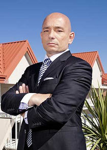 In Hotel Impossible as Anthony Melchiorri