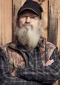 In Duck Dynasty as Si
