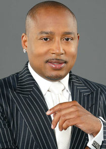 In Shark Tank as Daymond John