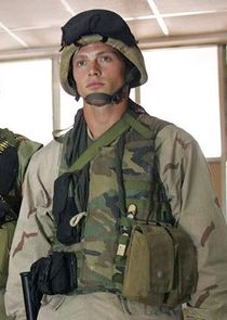 In Generation Kill as Cpl. Evan
