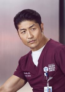 In Chicago Med as Dr. Ethan Choi