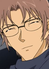 In Detective Conan as Subaru Okiya