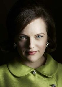 In Mad Men as Peggy Olson