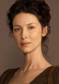 In Outlander as Claire Randall