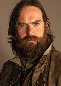 In Outlander as Murtagh Fitzgibbons Fraser