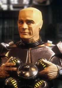In Red Dwarf as Kryten
