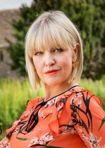 In Agatha Raisin as Agatha Raisin