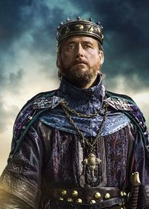 In Vikings as King Ecbert of Wessex and Mercia