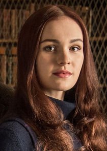 In Outlander as Brianna