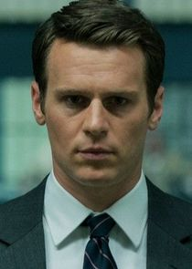In Mindhunter as Holden Ford