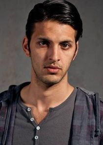 In Spooks as Tariq Masood