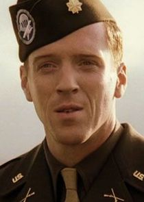 In Band of Brothers as Richard D. Winters