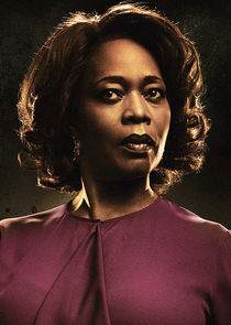In Marvel's Luke Cage as Mariah Dillard