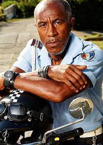 In Death in Paradise as Officer Dwayne Myers