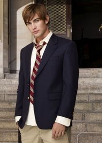 In Gossip Girl as Nathaniel