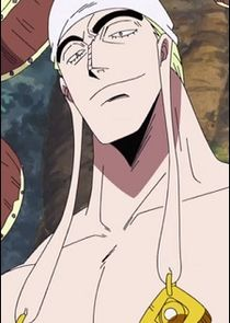 In One Piece (JP) as Enel