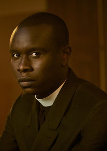 In The Exorcist as Father Devin Bennett