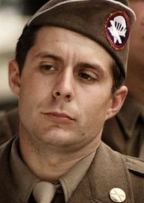 In Band of Brothers as George Luz