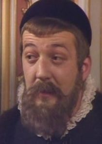 In Blackadder as Lord Melchett