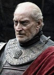 In Game of Thrones as Lord Tywin Lannister