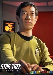 In Star Trek Continues as Sulu