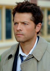 In Supernatural as Castiel