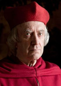 In Wolf Hall as Thomas Wolsey