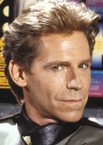 In Babylon 5 as Zack Allan