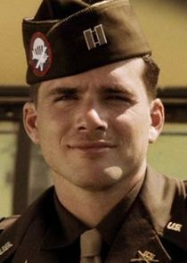 In Band of Brothers as Ronald C. Spiers