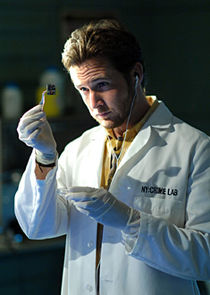 In CSI: NY as Adam Ross