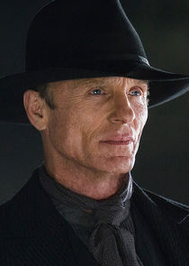 In Westworld as The Man in Black