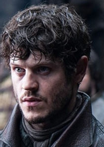In Game of Thrones as Ramsay Snow