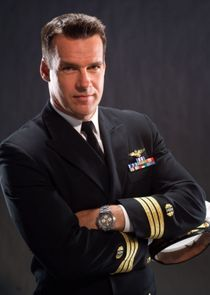 In JAG as Captain Harmon