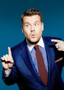 In The Late Late Show with James Corden as Host