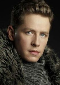 In Once Upon a Time as Prince Charming / David Nolan