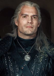 In The Witcher as Geralt of Rivia