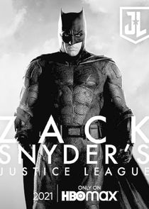 In Zack Snyder's Justice League as Bruce Wayne / Batman