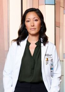In The Good Doctor as Dr. Audrey Lim