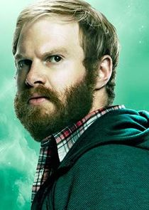 In Heroes Reborn as Quentin Frady