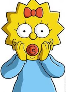 In The Simpsons as Maggie Simpson