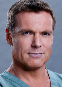 In Saving Hope as Dr. Charles