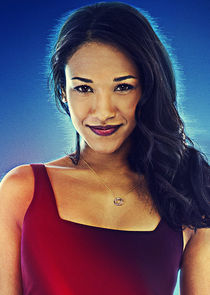In The Flash as Iris Ann West-Allen
