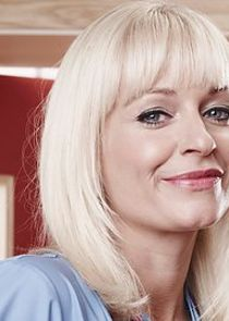 In Casualty as Linda Andrews