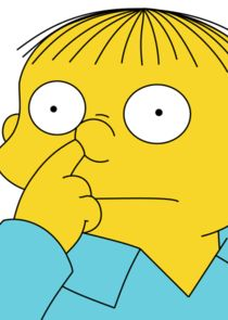 In The Simpsons as Ralph Wiggum
