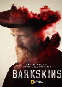 In Barkskins as Constable Bouchard